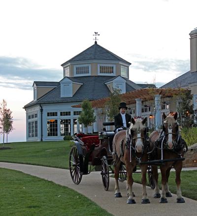 salamander resort horse drawn carriage