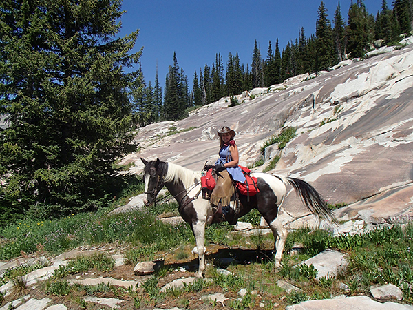 horseback riding alaska 50 state trail riding project