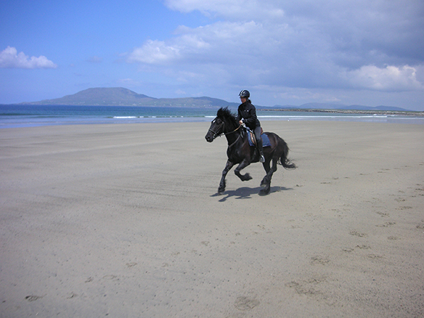 Clew Bay Trail Riding Wild Atlantic Way