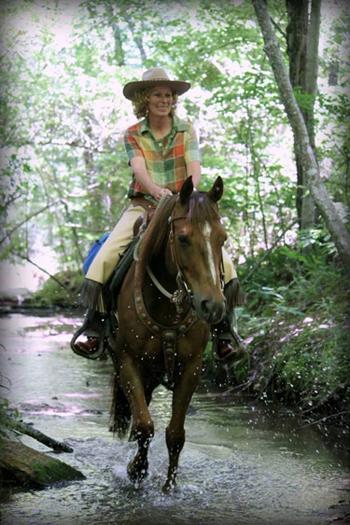 Shalimar horseback riding vacations Virginia