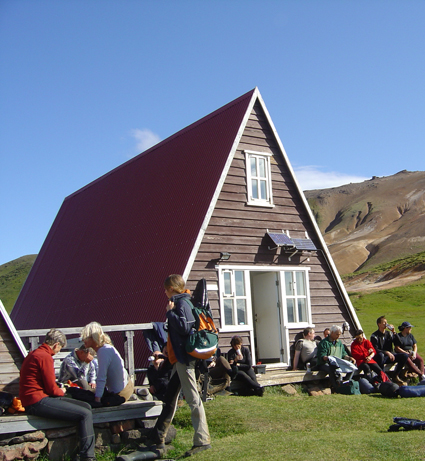 iceland horse riding vacation accommodations