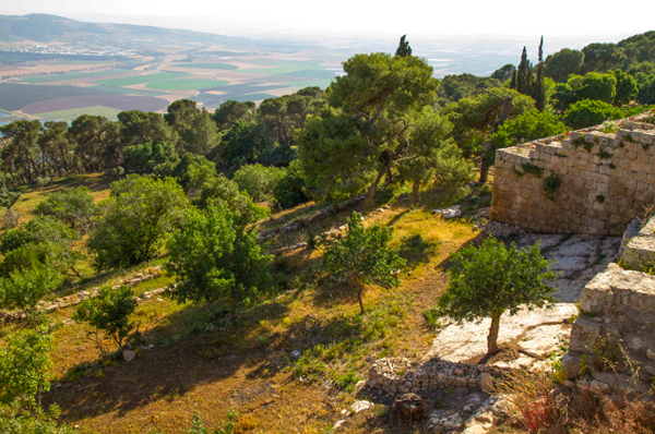 Galilee views israel