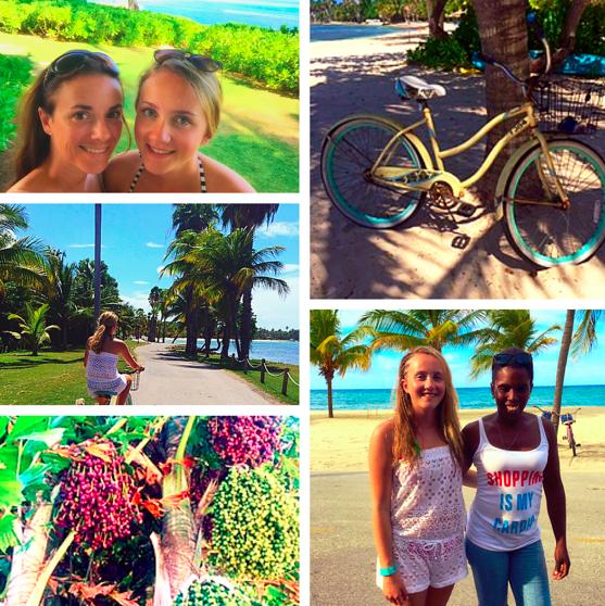 Jamaica biking resort