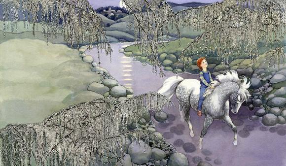 Susan Jeffers children's book My Pony