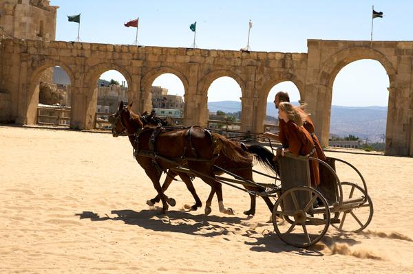 jerash RACE hippodrome jordan