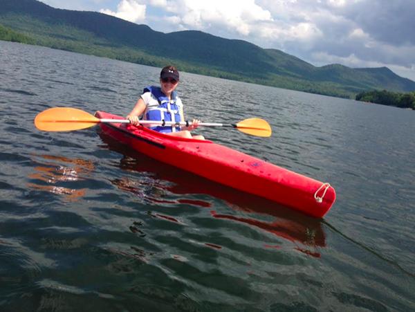 kayaking mountain top inn vermont