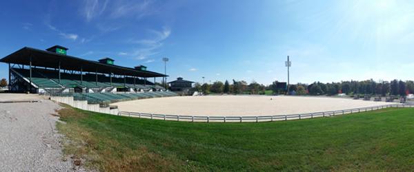 Kentucky Horse Park WEG arenas