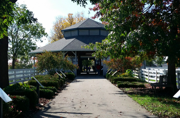 Kentucky Horse Park Hall of Champions