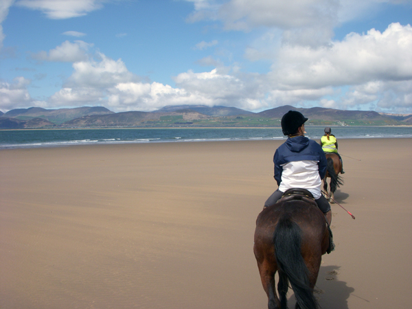 Rossbeigh Beach, Ireland