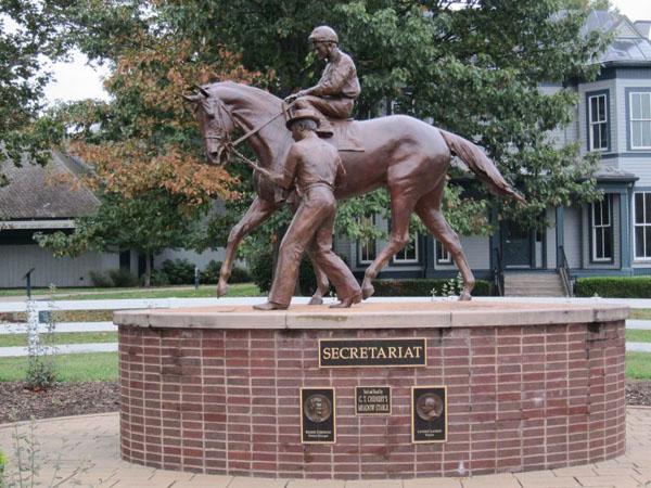 Kentucky Horse Park Secretariat