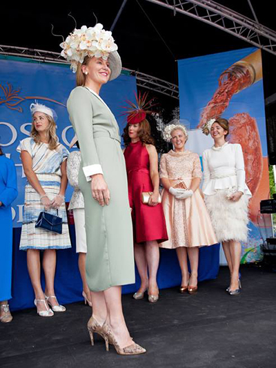 ladies day dublin horse show