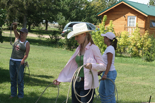 Learning to Rope in Colorado