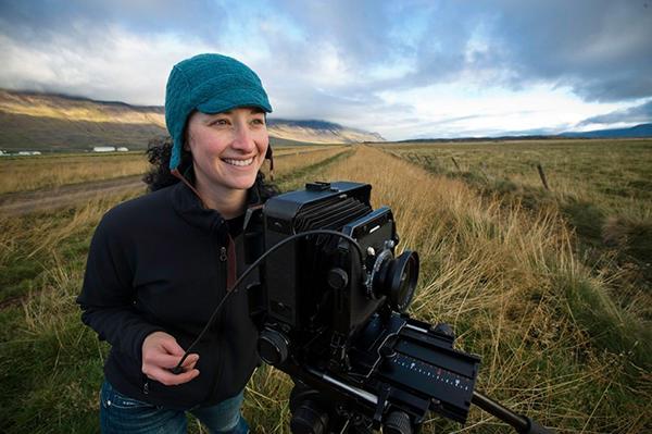 Lindsay Blatt Herd in Iceland