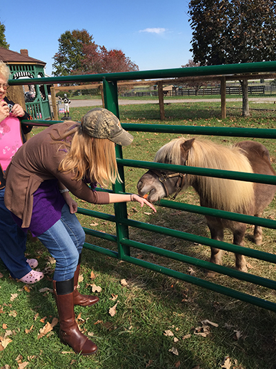 little silver charm old friends kentucky