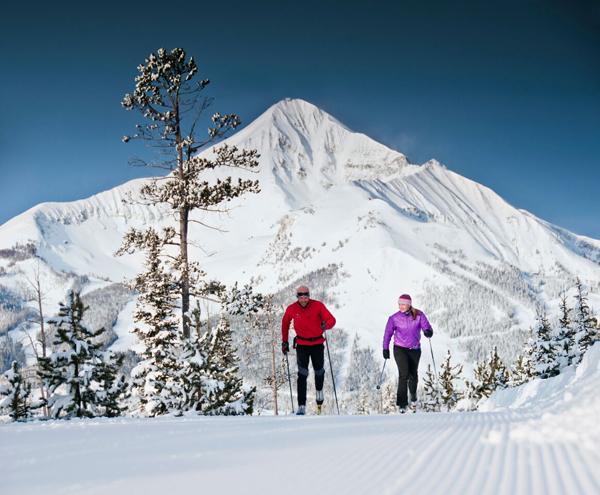 Lone Mountain Ranch Cross Country Ski