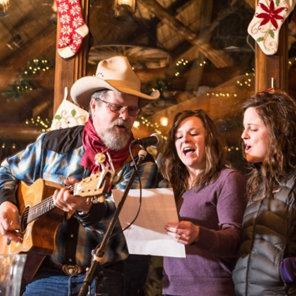 Lone Mountain Ranch Christmas Carols