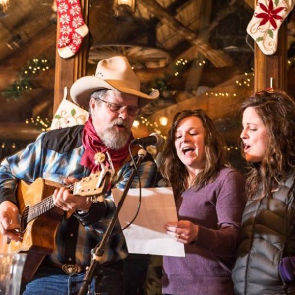 Lone Mountain Ranch Christmas Carols