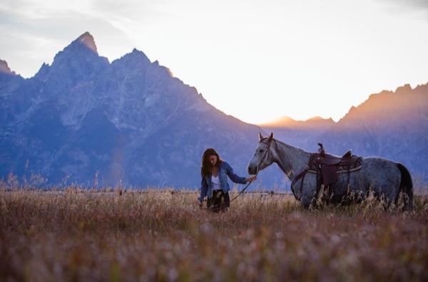 Lost Creek Ranch equestrian