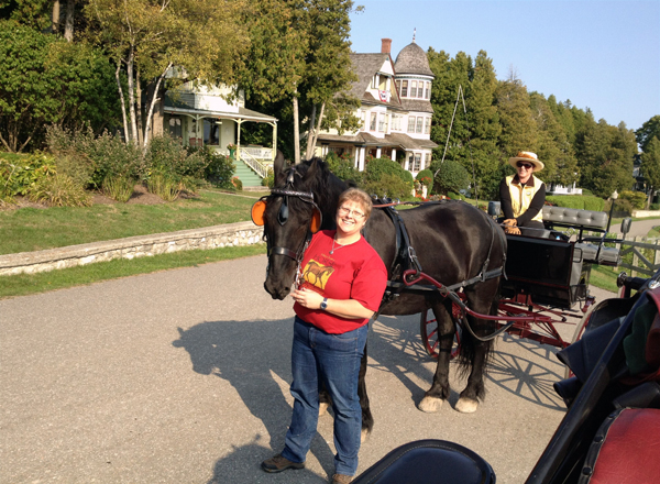mackinac island filming
