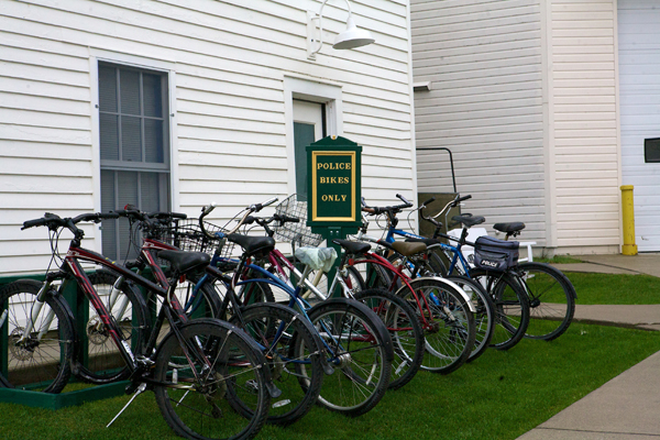 Mackinac Island no cars allowed
