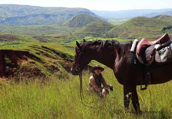 horseback riding in madagascar