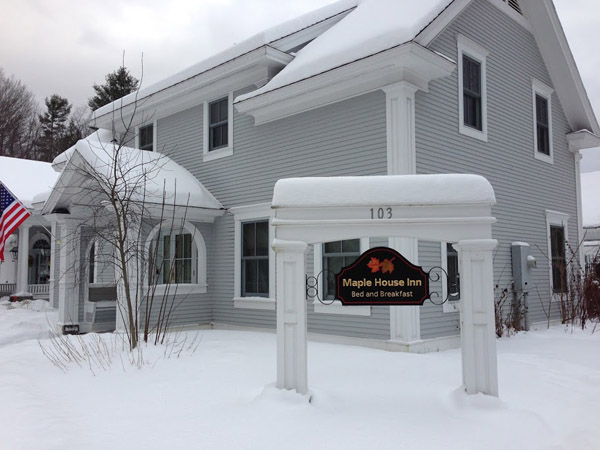 Maple House Inn, Vermont