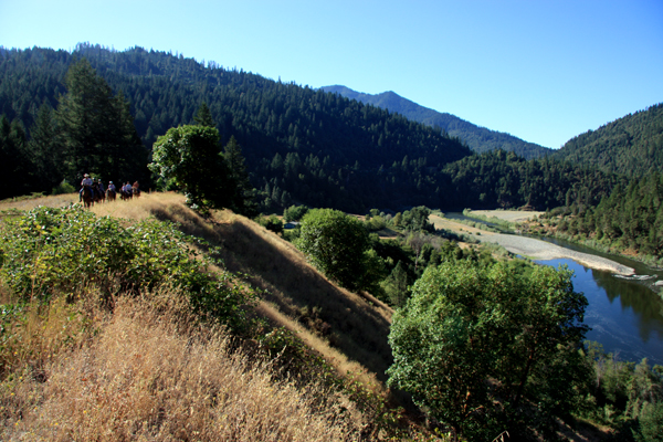 marble mountain guest ranch horseback riding california
