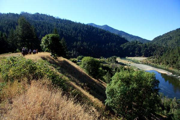 marble mountain guest ranch horseback riding california