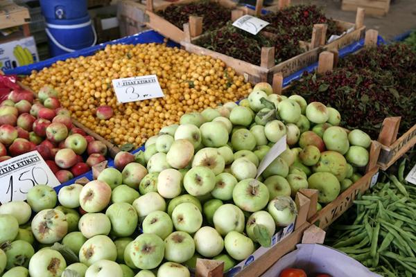Avanos market