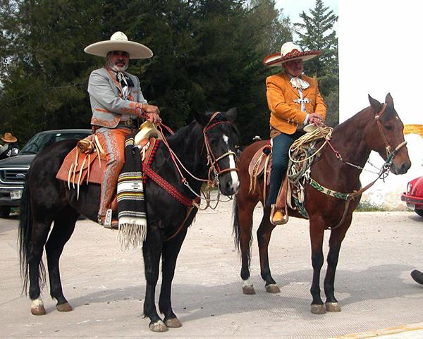 mexico charro horseback vacations