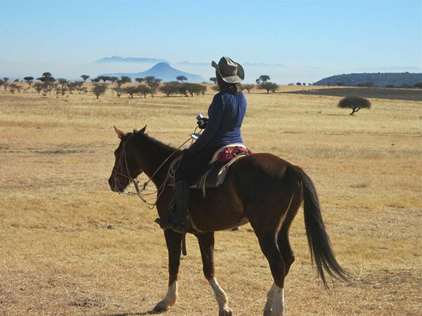 mexico ranch vacations horseback riding