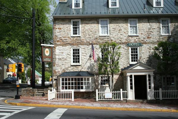 Red Fox Inn Middleburg