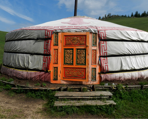 mongolia ger yurt