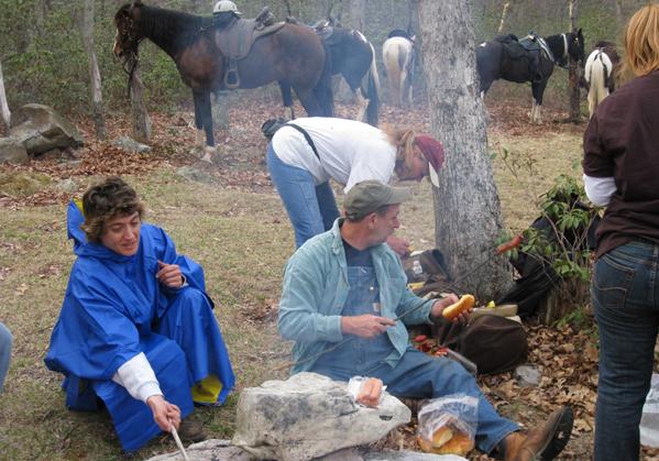 laurel run horse trails virginia moonlight hot dogs