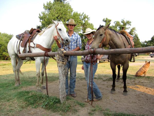 moore ranch kansas working ranch vacations