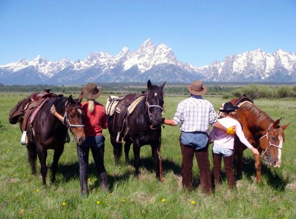 moose head ranch, wyoming