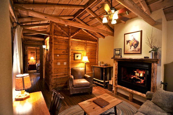 Cozy modern bedrooms - Dude Ranch Blog Five Star Rustic Cool Cabins At Usa Dude Ranches