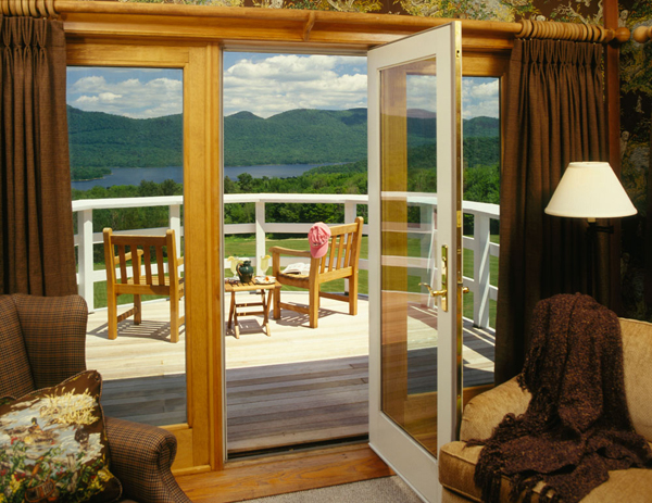 mountain top inn luxury room horseback