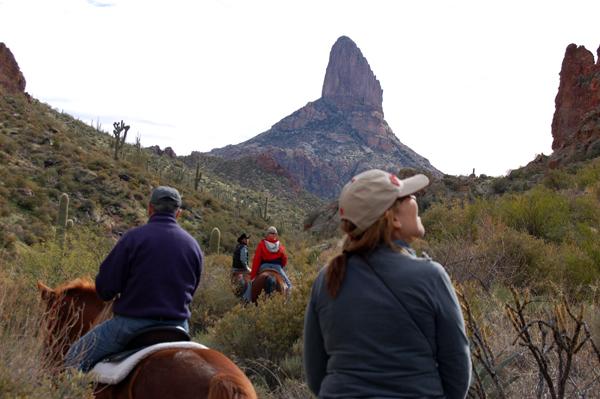 ok corral apache arizona horse vacations