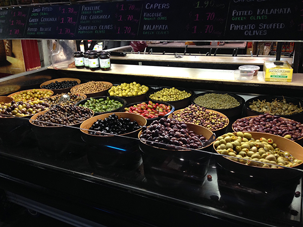 olives ontario
