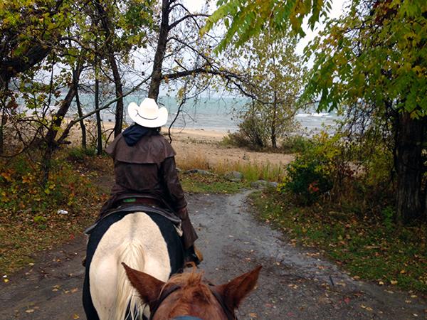 ontario horseback riding canada