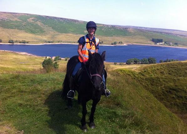 peers clough riding holidays uk