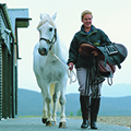 Poronui stables new zealand horse riding vacations