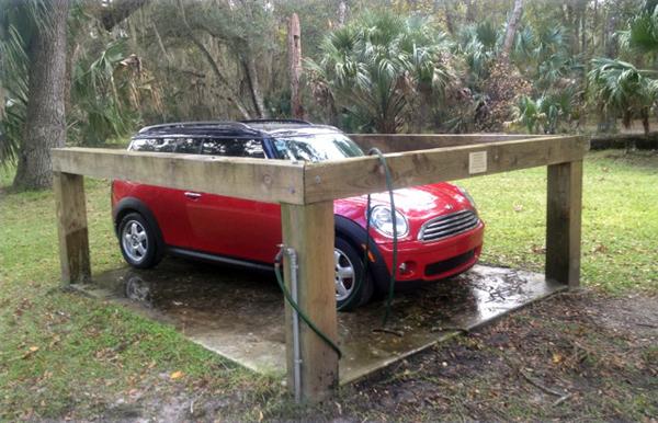 princess place preserve florida driving