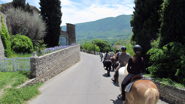 France equestrian vacation