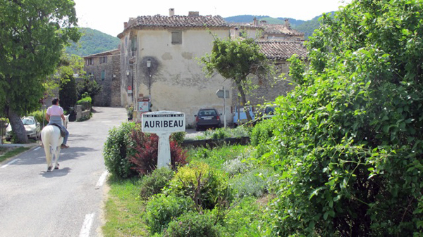 Provence inn to inn horse ride