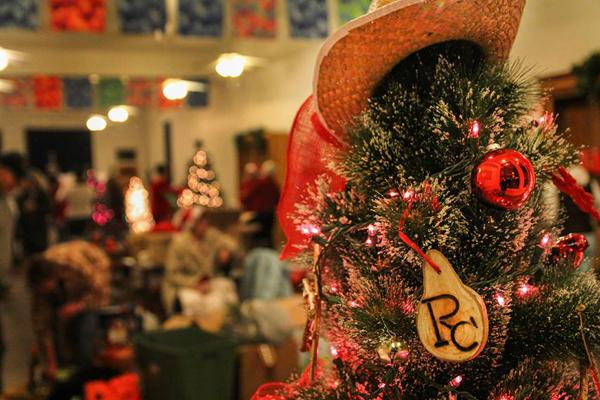 Ranch at Rock Creek Holiday Tree