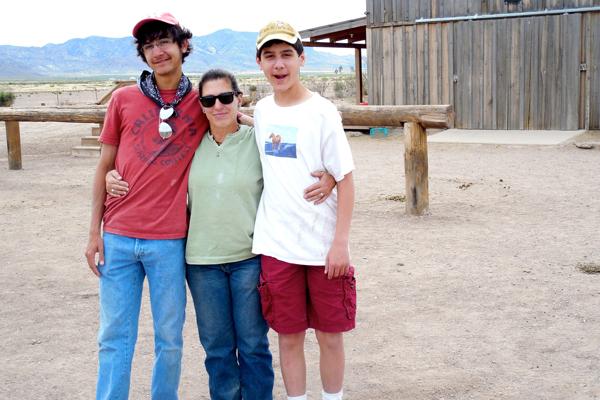 ranch vacation family