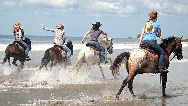 Rancho Chilamate Beach Nicaragua