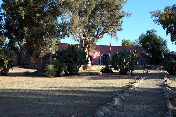 Rancho de la Osa Equitrekking Arizona dude ranches